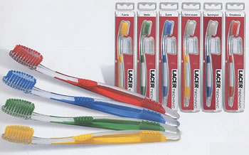Ya está aquí la nueva gama de Cepillos Dentales Lácer Technic